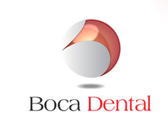 Boca Dental Logo